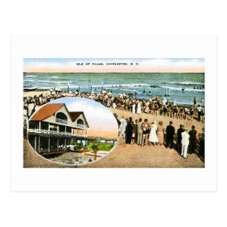 Isle of Palms Charleston South Carolina Postcards