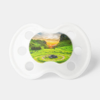 Isle of Sky Valley Baby Pacifiers