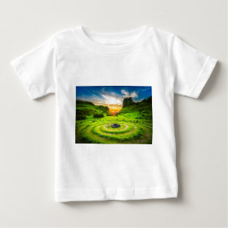 Isle of Sky Valley Baby T-Shirt