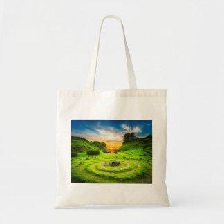 Isle of Sky Valley Tote Bag