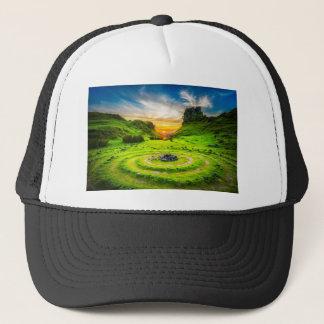 Isle of Sky Valley Trucker Hat
