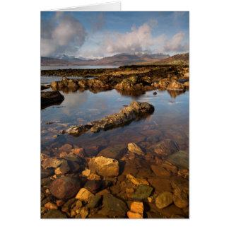 Isle of Skye card