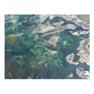 Isle of Skye, Fairy Pools, Scotland Postcard