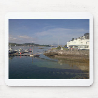 Isle of Skye from Kyle of Lochalsh Mouse Pad