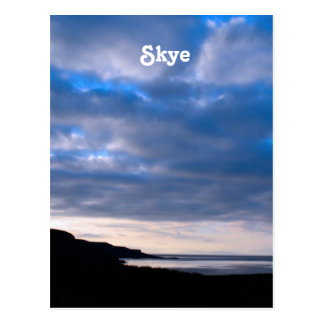 Isle of Skye Postcard