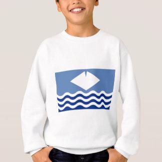 Isle Of Wight Flag Sweatshirt