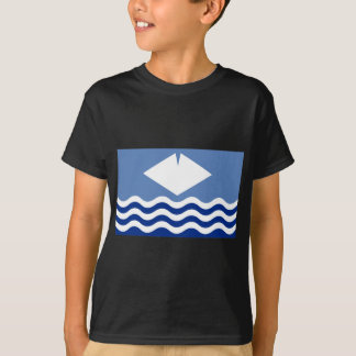 Isle Of Wight Flag T-Shirt
