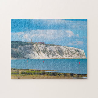 Isle of Wight. Jigsaw Puzzle