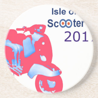 Isle of Wight Scooter Rally 2017 Coaster