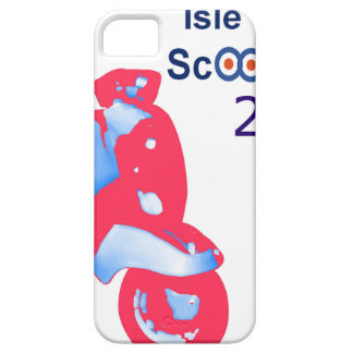 Isle of Wight Scooter Rally 2017 iPhone 5 Case