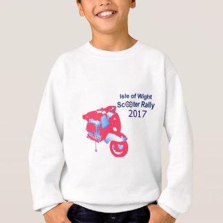 Isle of Wight Scooter Rally 2017 Sweatshirt