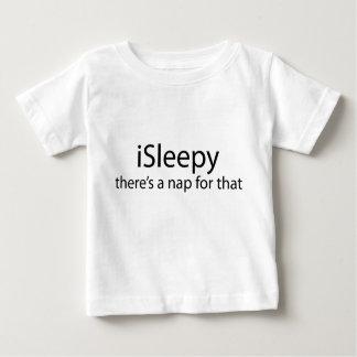 iSleepy for baby Baby T-Shirt