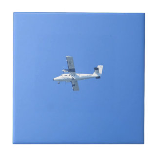 Isles Of Scilly Skybus Ceramic Tiles