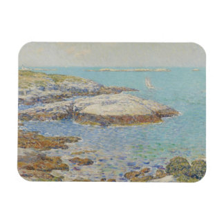Isles of Shoals, 1899 (oil on canvas) Rectangular Photo Magnet