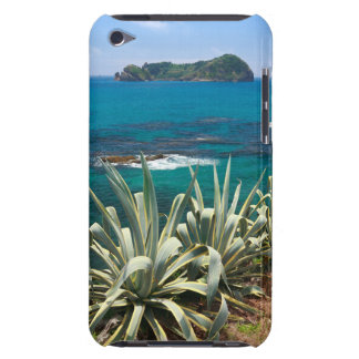 Islet and coastal vegetation Case-Mate iPod touch case