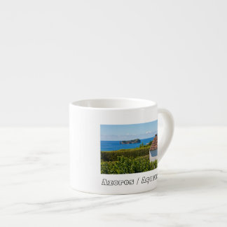 Islet in Azores Espresso Mug