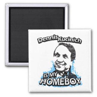 ismyhomeboy - Dennis Kucinich Square Magnet