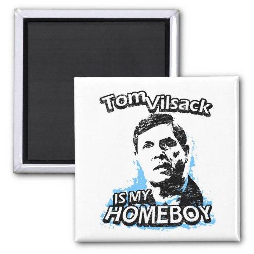 ismyhomeboy - Tom Vilsack Refrigerator Magnet
