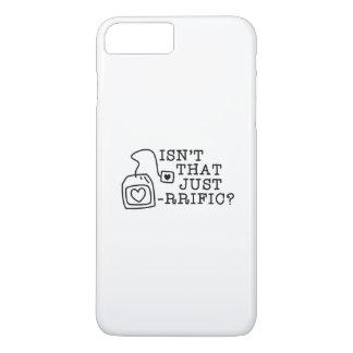 Isn't That Just Tea-rrific iPhone 7 Plus Case