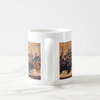 ISO Mug, Symphonic Band Coffee Mug
