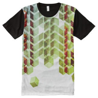 ISO-Series-Original All-Over Print T-Shirt