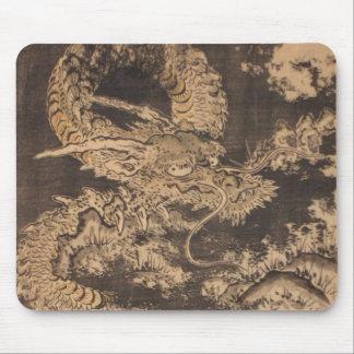 Isoda Koryusai Dragon Mouse Pad