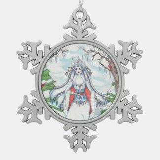 Isodora Ice Queen Ornament