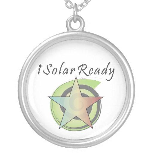 iSolarReady Logo Necklace