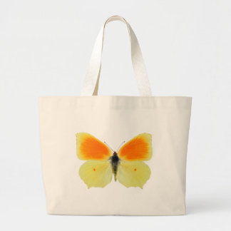 Isolated Cleopatra butterfly Tote Bags