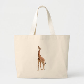Isolated giraffe bags