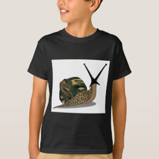 Isolated Snail T-Shirt