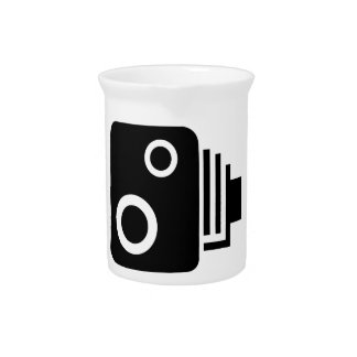 Isolated Speed Camera Pitcher