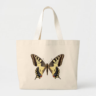 Isolated swallowtail butterfly PNG Tote Bag
