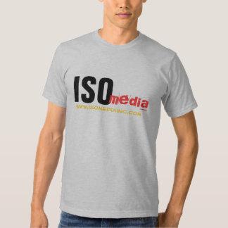ISOmedia - rock n roll vintage t-shirt