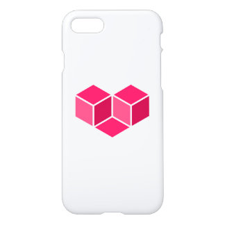 Isometric Love iPhone 8/7 Case