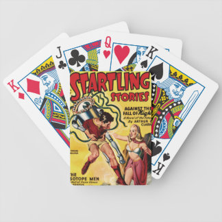 Isotope Men Bicycle Playing Cards