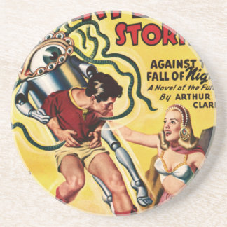 Isotope Men Coaster