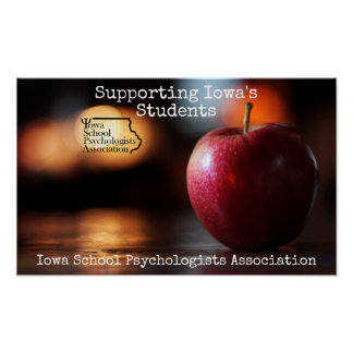 ISPA Supporting Iowa Students Poster