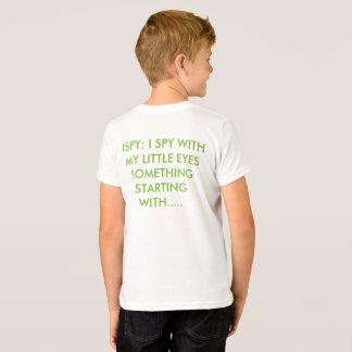 ISPY: WILD THINGS T SHIRT