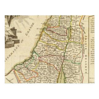 Israel and Palestine 3 Postcard