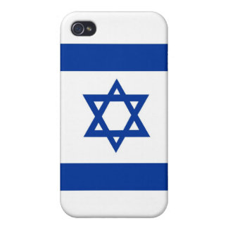 israel country flag case david star jew hebrew cover for iPhone 4