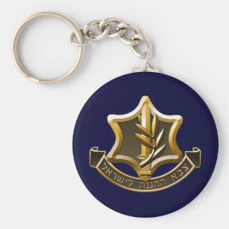 Israel Defense Forces Key Ring