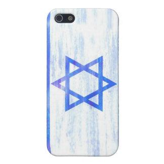 Israel distressed Israeli flag iPhone 5 Case