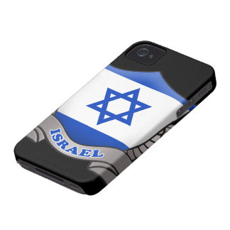 Israel Flag BlackBerry Bold 9700/9780 Case iPhone 4 Cover