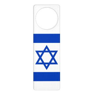 Israel Flag Door Hanger