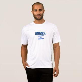 Israel Flag Sport-Tek Competitor T-Shirt