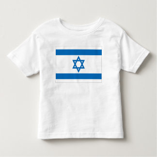 Israel Flag Toddler T-Shirt