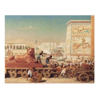 Israel in Egypt Postcard