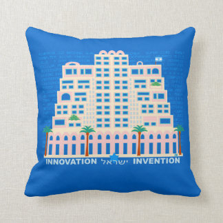 Israel Invention & Innovation Pillow