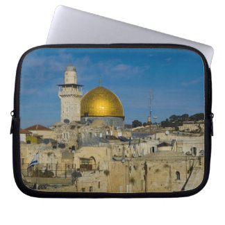 Israel, Jerusalem, Dome of the Rock Computer Sleeve